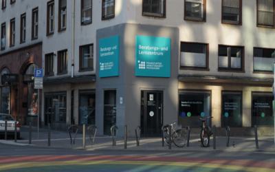 Umzug geschafft – das Beratungs- und Lernzentrum ist jetzt in der Innenstadt!